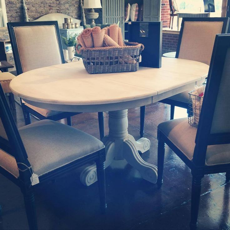 110 Best Amy Howard One Step Wonders Images On Pinterest  Painted Delectable Restoring Dining Room Table Decorating Inspiration