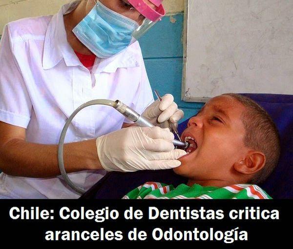 Chile: Colegio de Dentistas critica aranceles de Odontología   OVI Dental
