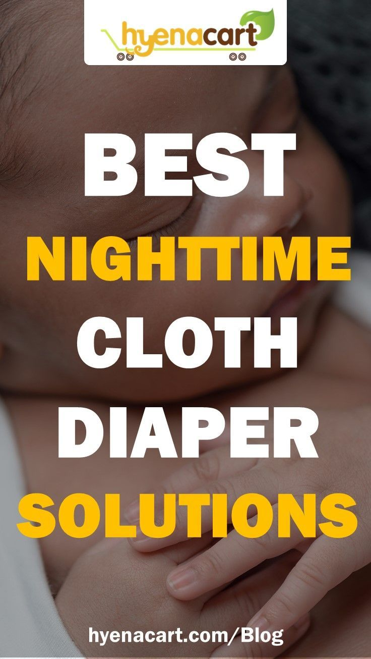 Nighttime cloth diapering is quite a bit different from daytime diapering as you will generally be leaving your baby in … More