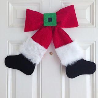 Adorno-navideño-para-puerta