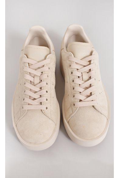d1f55754946 tênis adidas stan smith bold w nude - fashioncloset