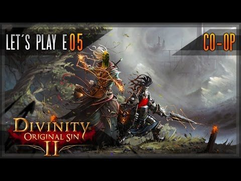 New video is up: Divinity Original Sin 2 Gameplay - Let's Play E05 [Co-Op Multiplayer] [Early Access] [ThalricRekef]