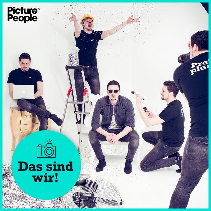 WIR SIND PICTUREPEOPLE & WIR LIEBEN FOTOS!