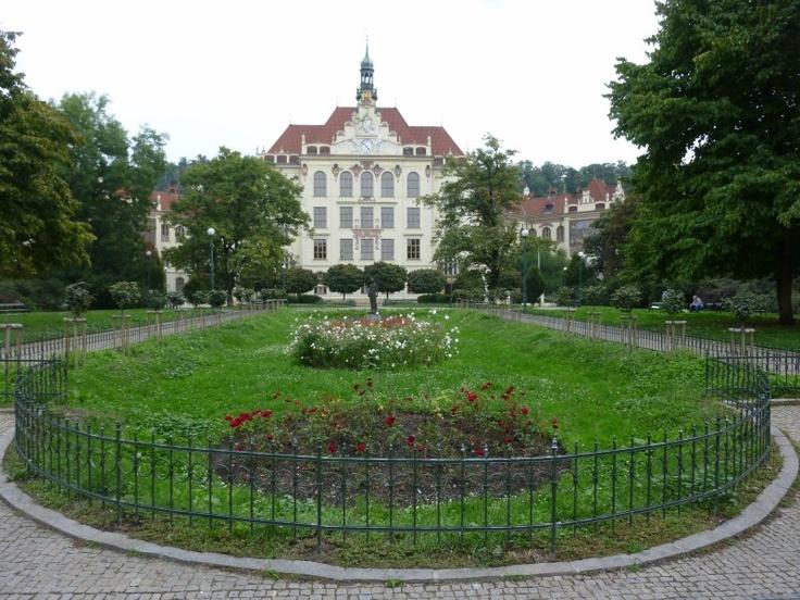 Praha - Park na Lyčkově