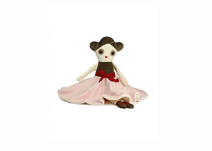 Esthex Anna Musikdukke - Den sødeste dukke til en sød pige - Tinga Tango Designbutik