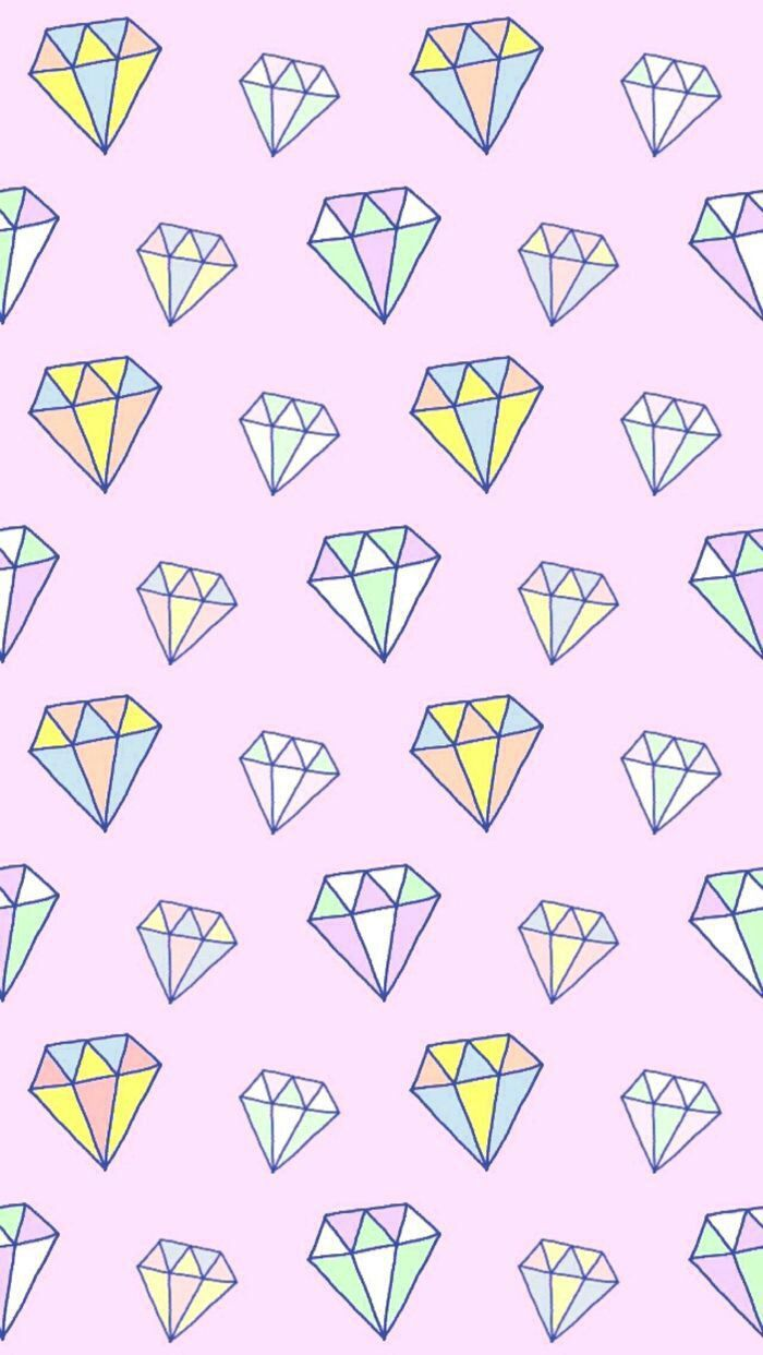 Shared By Rose Find Images And Videos About Pink Wallpaper And Background On We Hea Iphone Wallpaper Unicorn Cute Pastel Wallpaper Cute Wallpaper For Phone