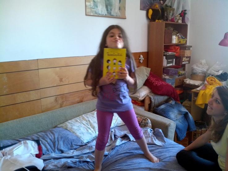 I libri @nuovafrontiera per bambini fan fare salti di gioia