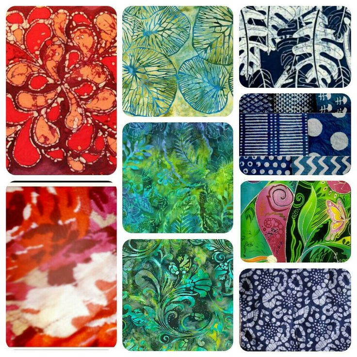 Indonesian Batik Design...