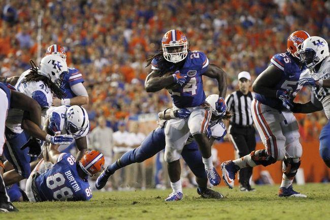 Florida vs. LSU 10/11/14 College Football Pick, Odds, and Prediction