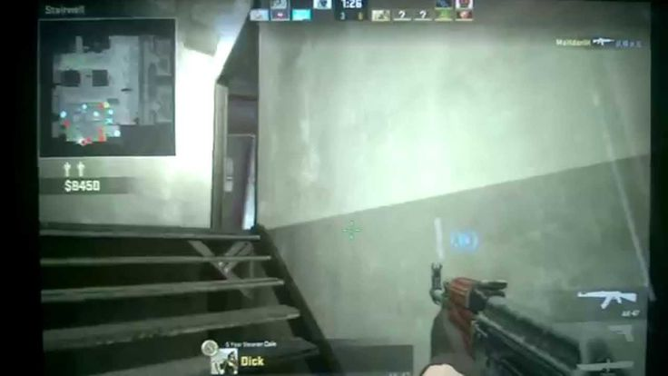You can wallhack on casual if you have 2 computers. #games #globaloffensive #CSGO #counterstrike #hltv #CS #steam #Valve #djswat #CS16