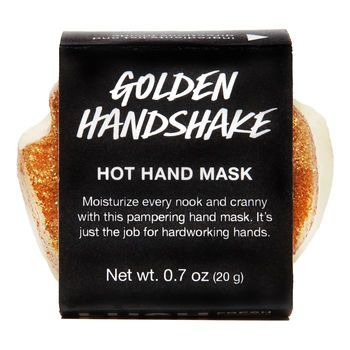 Feeling all washed up? This avocado and argan oil hot mask is just the job for hardworking hands with fresh cupuaçu and murumuru butters to hydrate and nourish every nook and cranny. To get started, stand your mask upright in a bowl large enough to fit both of your hands in comfortably. Boil hot water and add enough to your bowl to cover the product and stir, allowing the treatment to develop and thicken. Make sure the mix isn't too hot and then plunge your hands into its dreamy, creamy l...