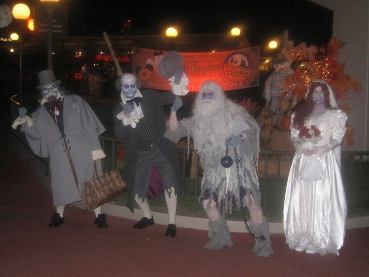 The Haunted Mansion | Halloween Costume Ideas | Pinterest