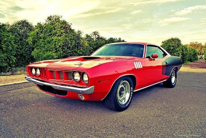 Plymouth Muscle Cars