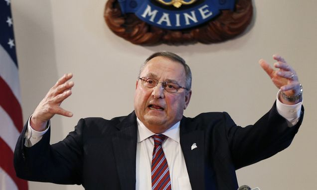 CWEB.com - Before Trump, there was Paul LePage and Janet Brewer  - Before there was Trump, there was Paul LePage