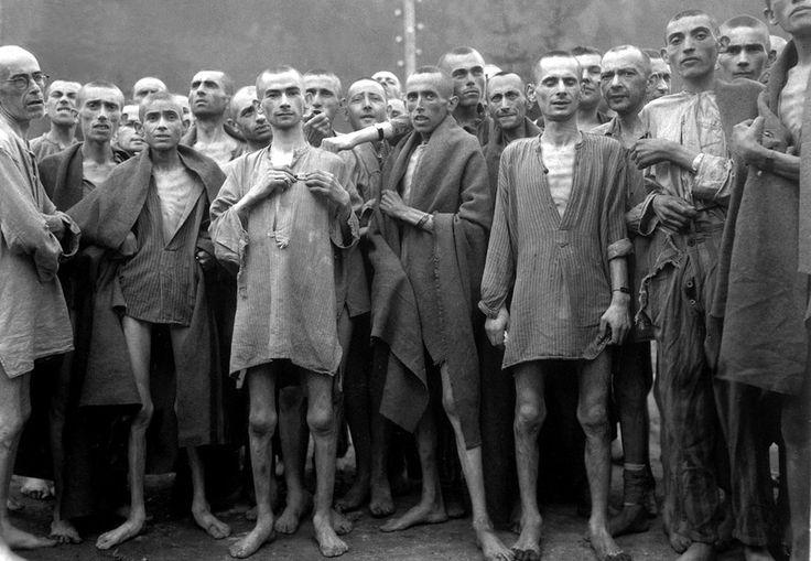 Kannibalism härjade i Nazitysklands koncentrationsläger | Varldenshistoria.se