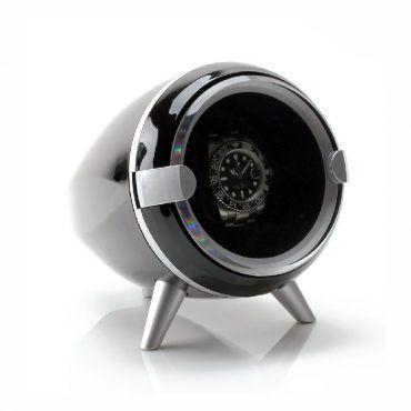 Περιστρεφόμενος μύλος-ηχείο για κούρδισμα αυτόματων ωρολογίων σε μαύρο χρώμα. Ηλεκτρικό κουρδιστήρι για αυτόματα ρολόγια   ΤΣΑΛΔΑΡΗΣ στο Χαλάνδρι #gadget #κουρδιστήρι #αυτόματο #ρολόι