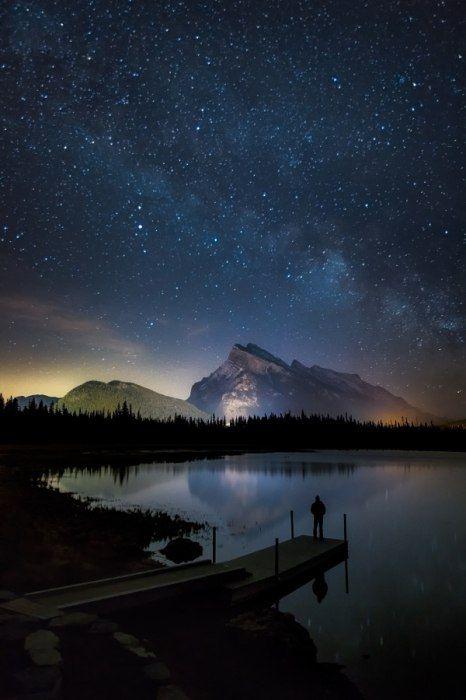 Озёра Вермилион, Национальный парк Банф, Альберта, Канада