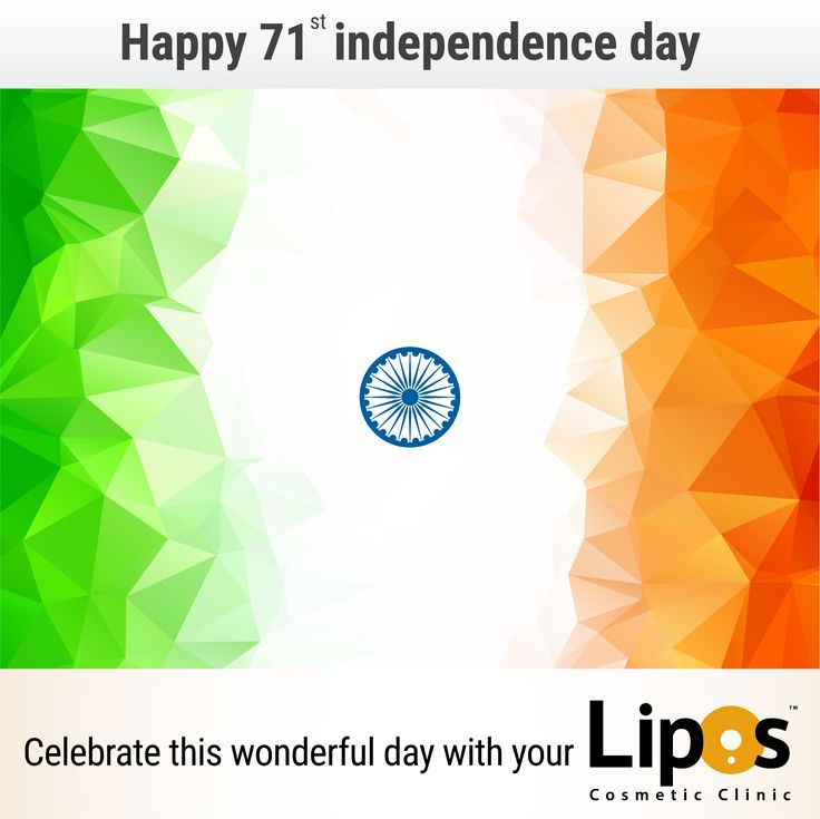 Happy 71st independence day.  Celebrate this wonderful day with Lipos Cosmetic Clinic Talk to our consultant today - Dr S Krithika Ravindran (+91) 9940-172-423 Visit: www.liposclinic.com  #IndependenceDayIndia #HappyIndependanceDay #IndependenceDay #IndiaAt71 #Independenceday2017 #LiposCosmeticClinic #LiposClinic #PlasticSurgery #CosmeticSurgery #SurgeonInChennai #LiposuctionProcedure #Transformation #Fatloss #BeautyTreatment #inspiration #healthy #health #healthyliving #DrKrithikaRavindran