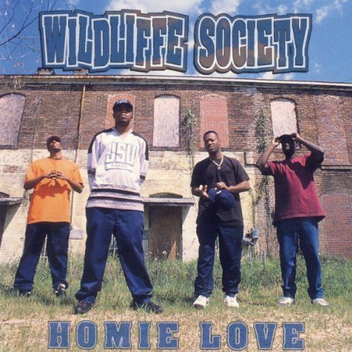 Wildlife Society - Homie Love/Cd5