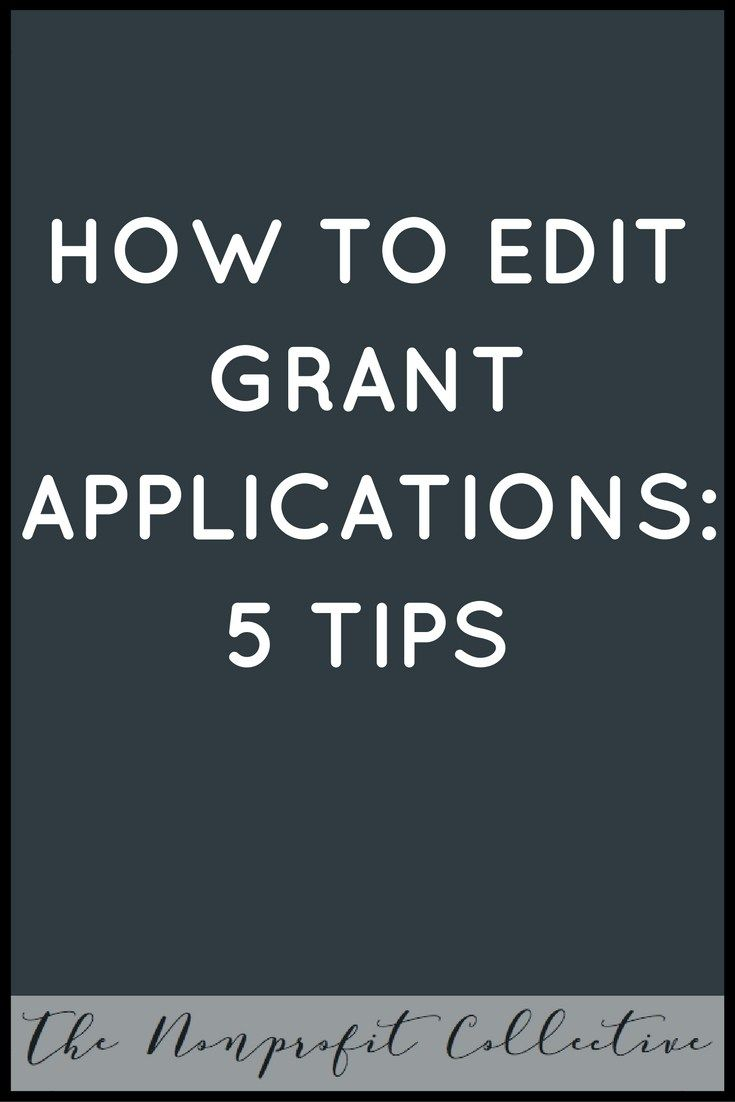 grant writing techniques What better source for grant writing tips than the top foundations that are doing the funding grant proposal expert pamela grow covers 8 tips for improving your.
