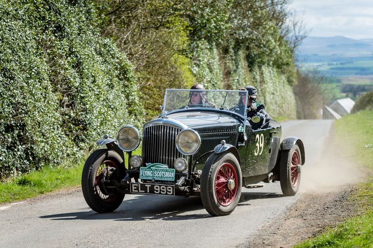 1937 Bentley Derby 4.25 Litre