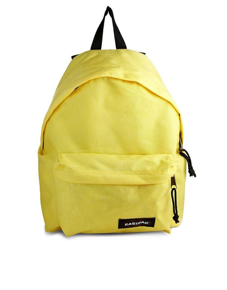 Eastpak Padded Pak'r In Yellow
