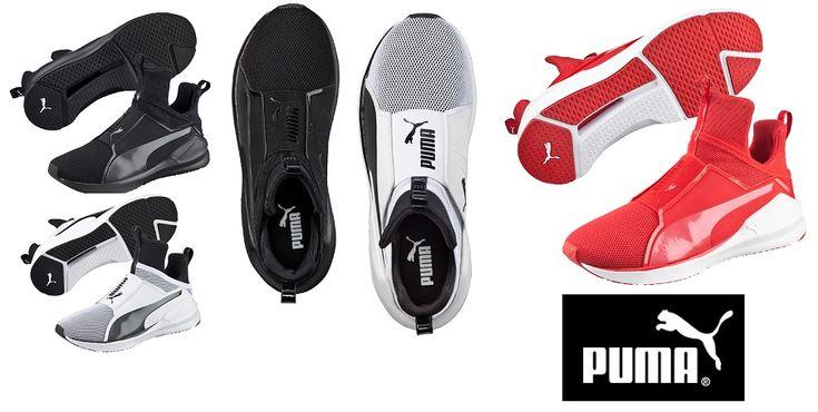 Puma Fierce: la sneaker dal gusto minimal - Puma presenta l'originale sneaker da training Fierce dal sapore decisamente minimal. Quattro varianti decisamente cool. - Read full story here: http://www.fashiontimes.it/2016/04/puma-fierce-sneaker-gusto-minimal/