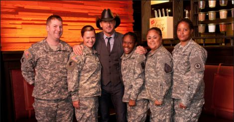 Democratic Country Star Tim McGraw Just Bought 144 Homes For Veterans
