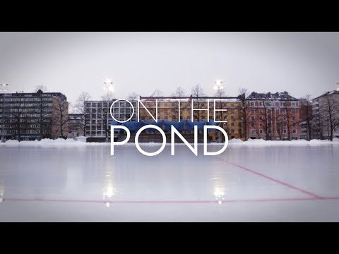 How To Play Pond Hockey - On The Pond Why do you love hockey? - Pond Hockey Tournament is raising money on Holvi to fight climate change. You can contribute to the cause and participate in the tournament here: https://holvi.com/shop/pondhockey/ #MakersAndDoers