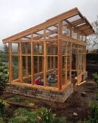 Image result for barn greenhouse plans