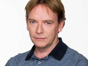 Ian Beale- Not really sure why but he's always had a place in our hearts in my home for a long time, there's too many things you can rhyme with his name to make sonsgs. We don't even watch eastenders.