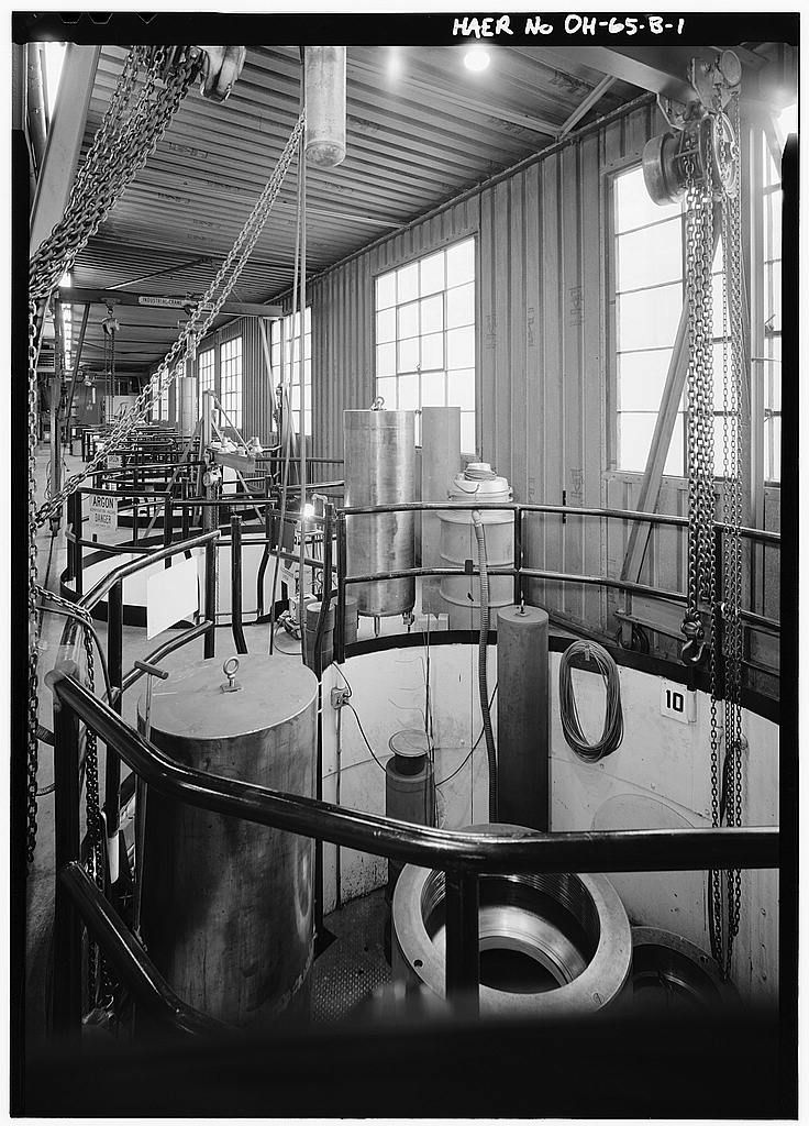 Hot isostatic pressure vessel Number 10 - Battelle Memorial Institute, First Hot Isostatic Pressure Vessel, 505 King Avenue