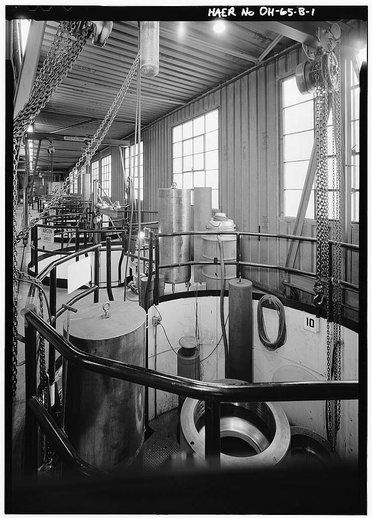 Hot isostatic pressure vessel Number 10 - Battelle Memorial Institute, First Hot Isostatic Pressure Vessel, 505 King Avenue