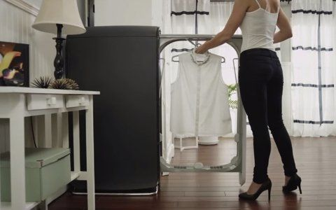 SWASH Express Clothing Care System — Maxwell's Daily Find 10.14.14 | Apartment Therapy