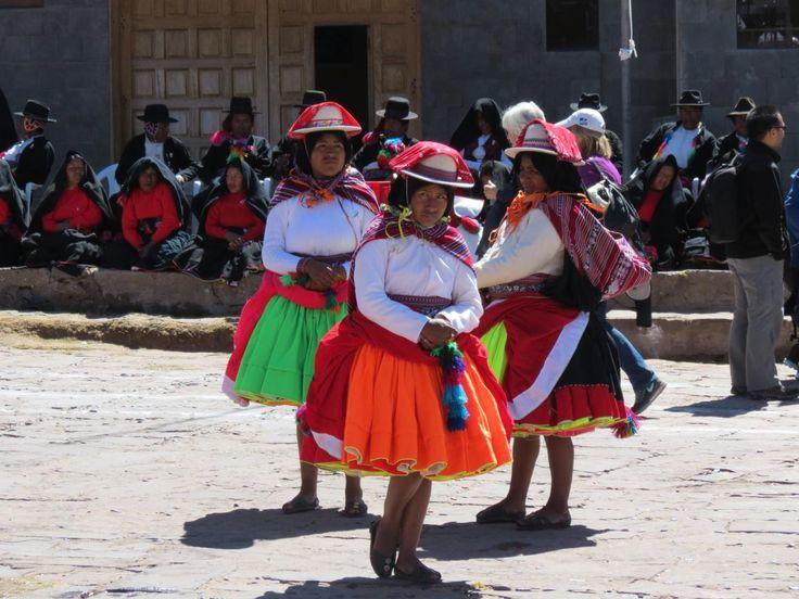Lac Titicaca Ile Taquile