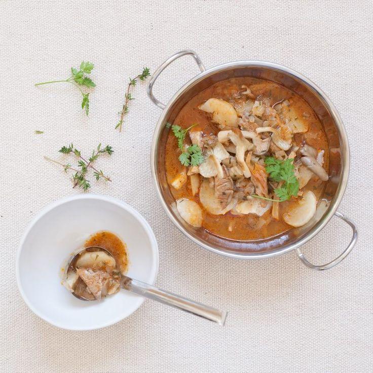 Les 8 meilleures images du tableau recettes cuisiner sur - Cuisiner les pleurotes ...