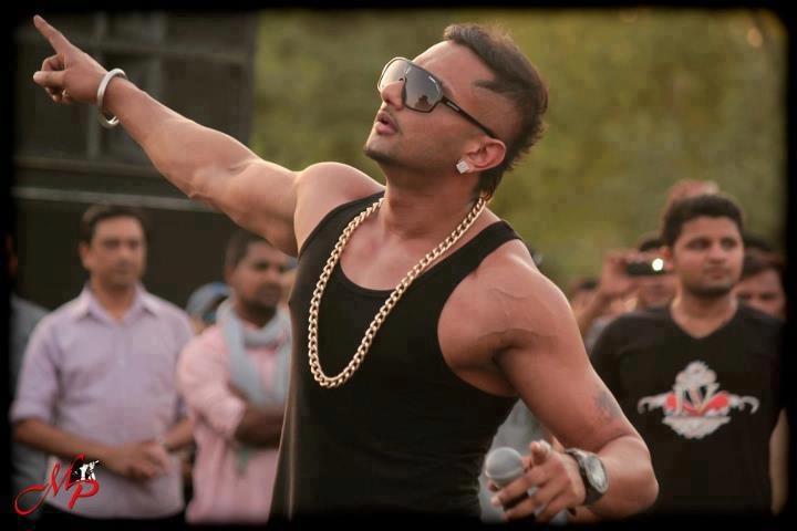 Yo ! Yo! Honey Singh ♥