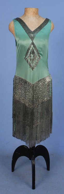 Dress 1920s Whitaker Auctions
