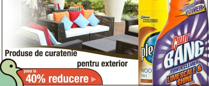 Produse de curatenie pentru exterior cu pana la 40% reducere! ---> http://goo.gl/JMyG3h