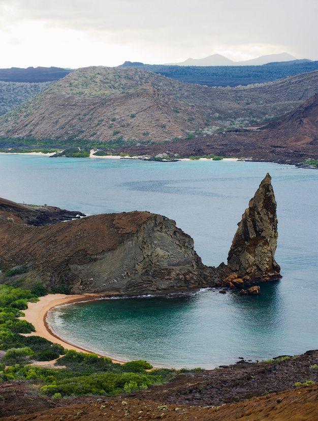 Les plus beaux sites du patrimoine mondial de l'unesco - iles galapagos equateur