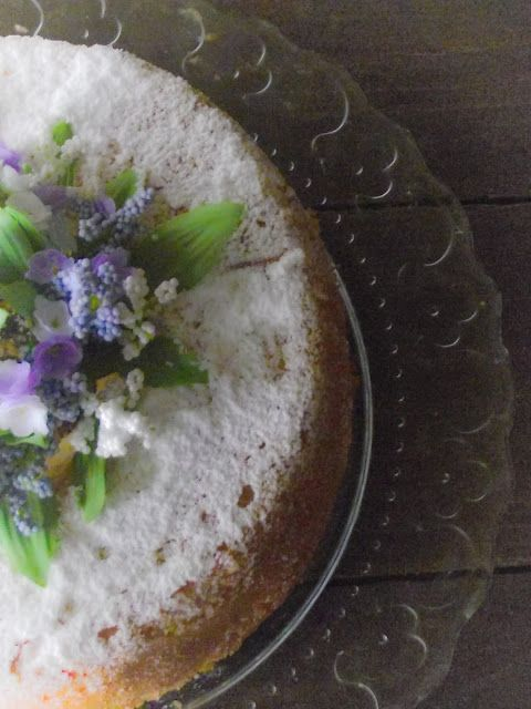 """L'Emporio 21: La ciambella di farina di riso agli agrumi-La ricetta perfetta per il primo appuntamento del """"Tè delle cinque"""""""