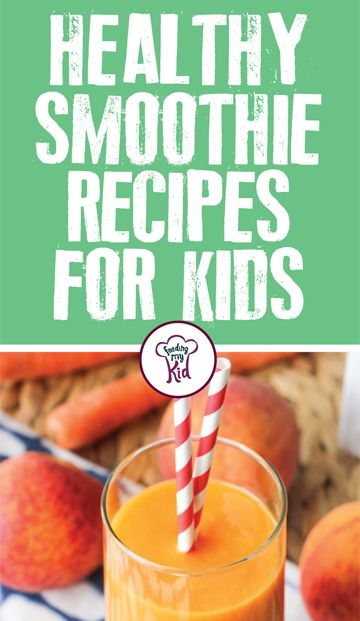 Healthy Smoothie Recipes For Kids - Try these great and amazing healthy smoothie recipes for kids that will get your kid having the foods you want him to have. Try these recipes and make them your own. From a hidden vegetable smoothie to an apple pear oatmeal smoothie; these are great recipes for anyone and everyone!