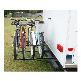 4 Bike Rack Options for your RV!
