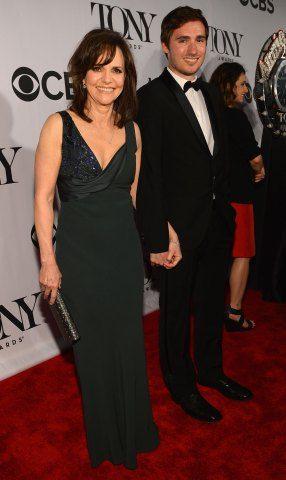 Sally Field and her son, Sam Greisman