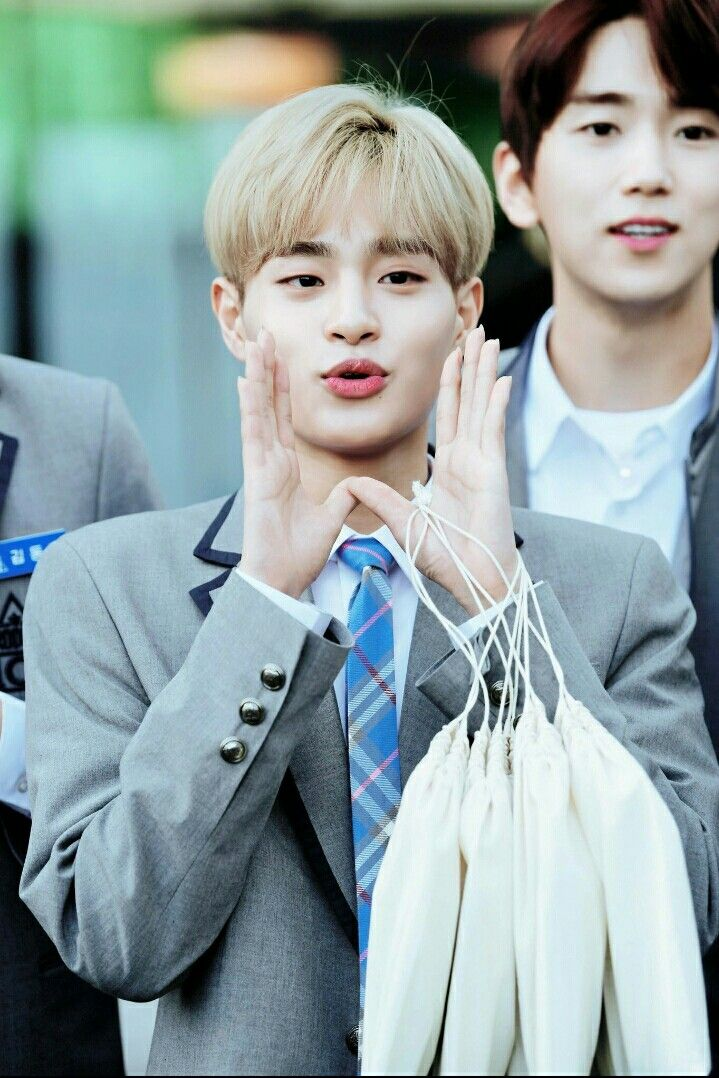 #Lee Daehwi #PRODUCE101 season 2 #BRANDNEWMUSIC #이대휘