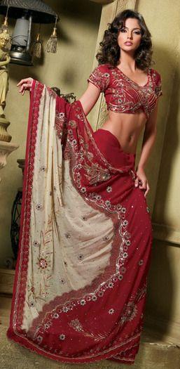 VQVQTYQCTLZEBQKIIAH - date si poze despre SAREE-URI indiene