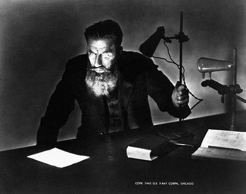 Semiotic apocalypse | Wilhelm Röntgen, who earned the first Nobel Prize in Physics in 1901 for his work with X-rays, c. 1900. - See more at: http://semioticapocalypse.tumblr.com
