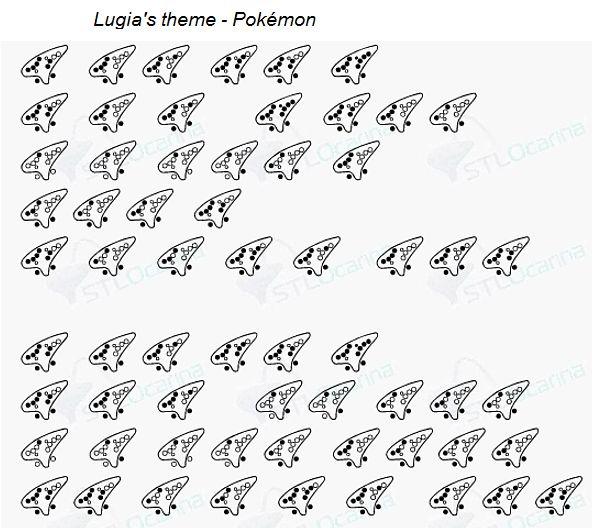 Pókemon - Lugia's Theme