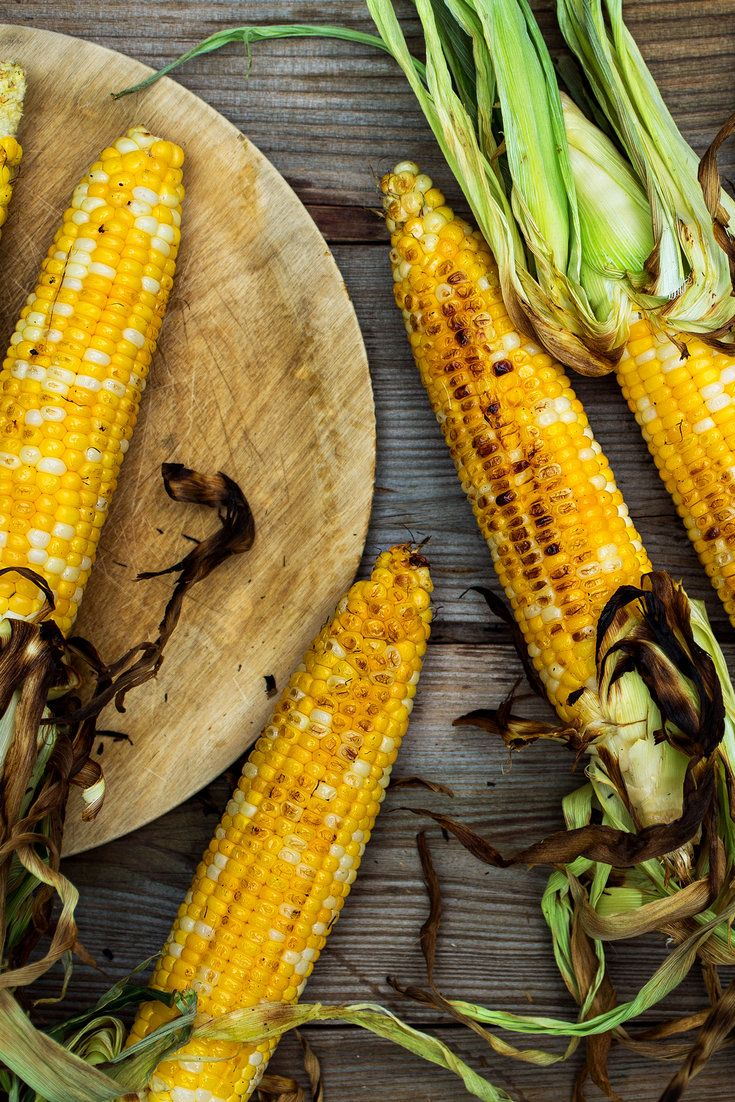 "NYT Cooking: You can grill corn with the husks on. You can strip the husks partly off, remove the silks and re-wrap the ears, then grill. You can soak the corn in cool water before grilling. Or blanch it in hot. I blanch, occasionally following the lead of the celebrity chef Bobby Flay, who adds a cup of milk to his blanching liquid. ""I have no idea why I do it,"" he s..."