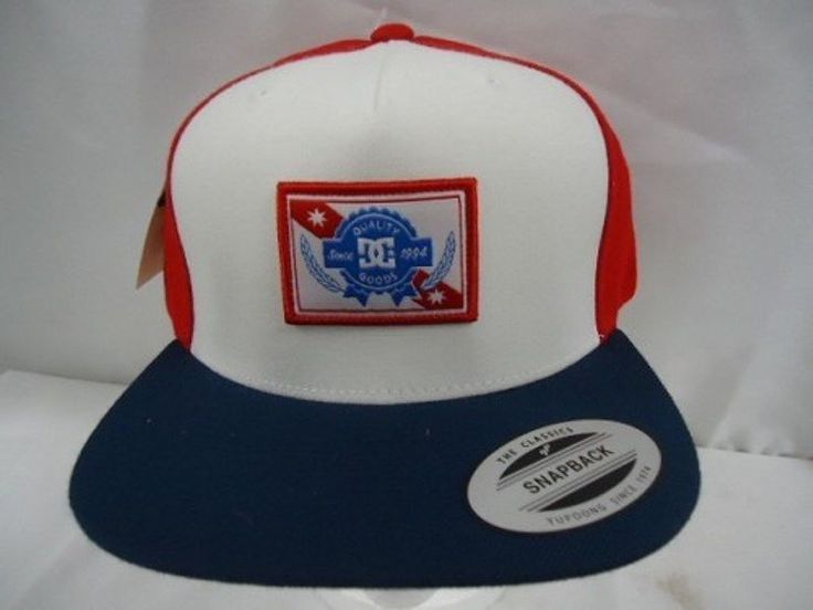 DC Shoe Company Ballcap -Blogger Style -Authentic